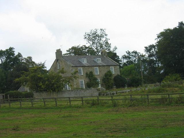 Low Angerton Farmhouse
