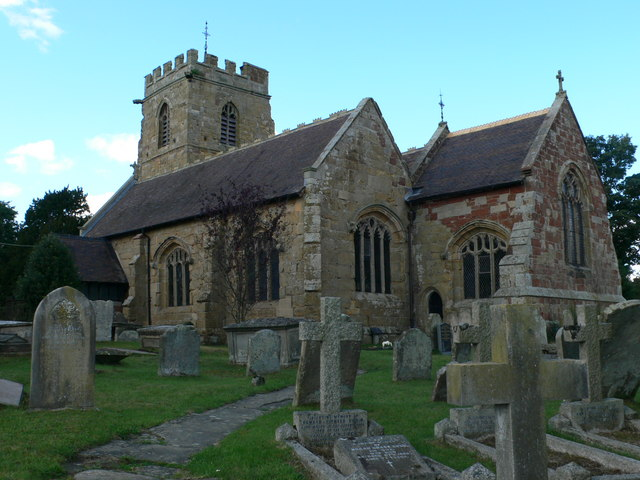 St Michael & All Angels, Loppington