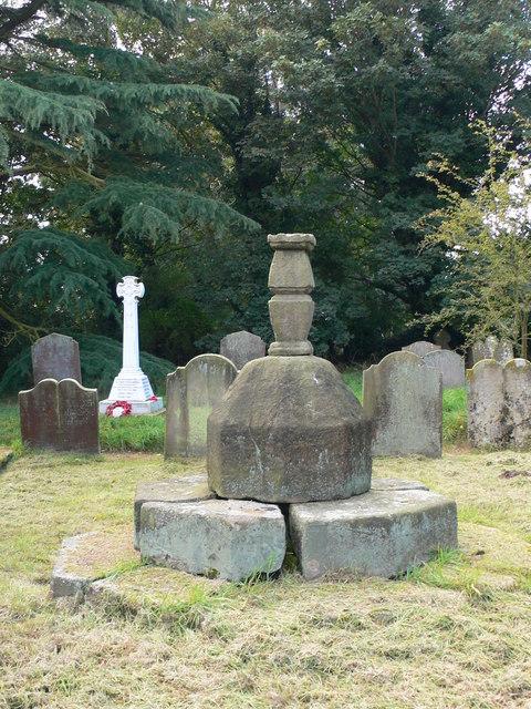Preston Gubbals Graveyard
