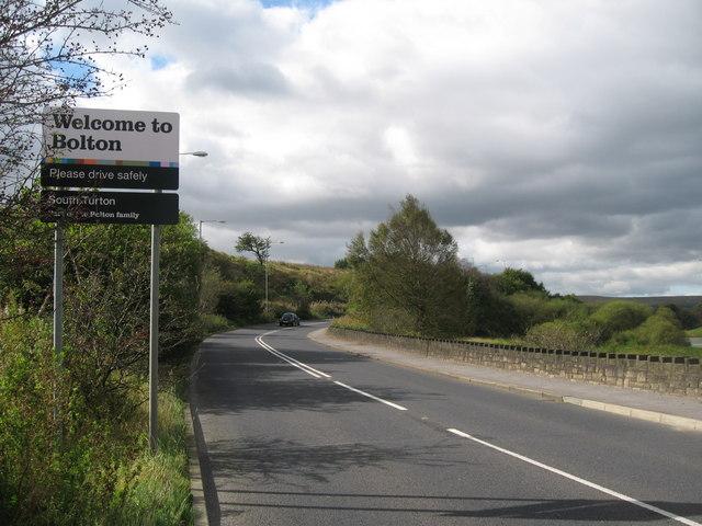 Bolton Boundary