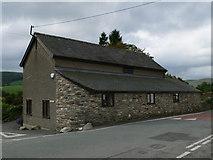 SJ1733 : Yr Hen Lythyrdy - Old Post Office by Eirian Evans
