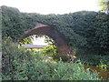 SJ6231 : Bridges across the River Tern by M J Richardson