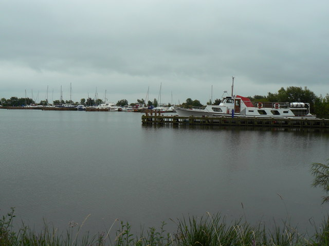 Ballyronan,  Harbour