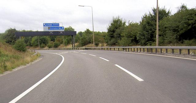Motorway loop
