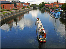 SK7954 : River Trent, Newark on Trent by Stephen McKay