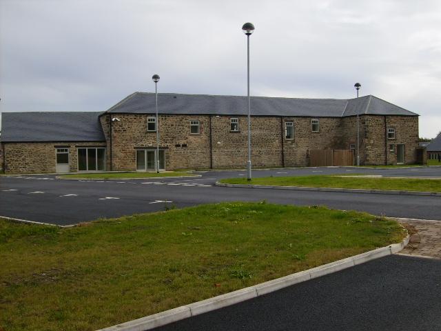 Office accommodation on Lambton Estate