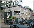 SR9995 : Boathouse Tearoom at Stackpole Quay by Pauline E