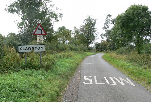 Approaching Slawston