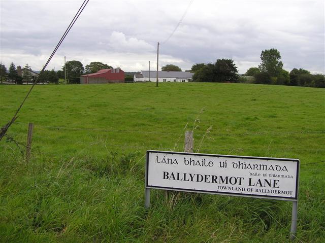 Ballydermot Lane