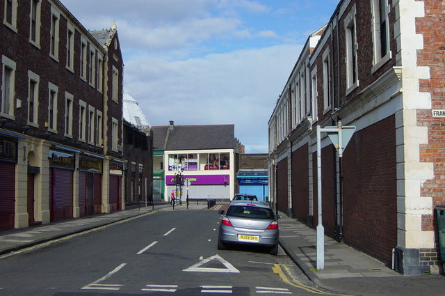 Carville Road, Wallsend