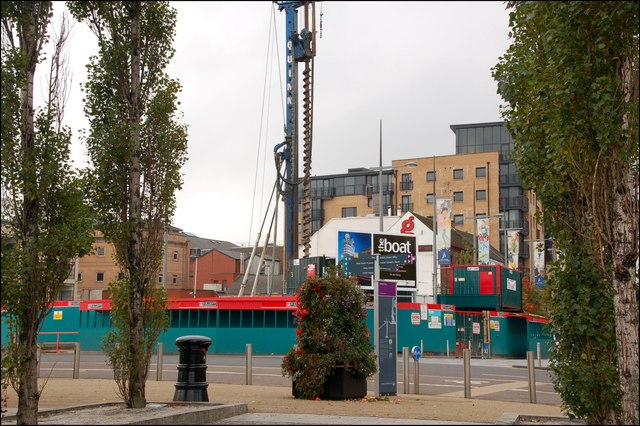 New building, Belfast
