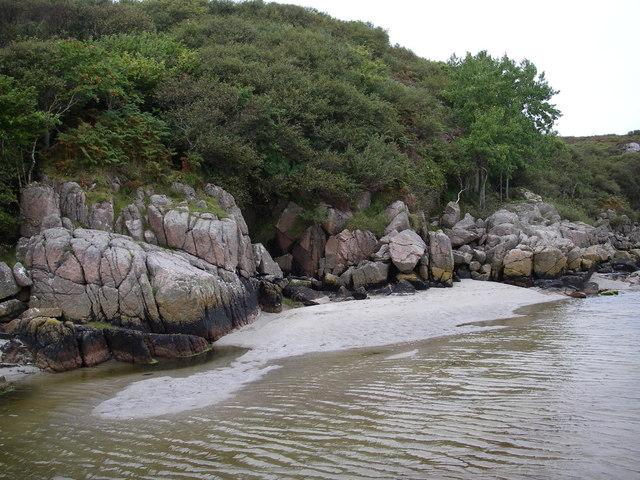 Maritime woodland - sound of Erraid