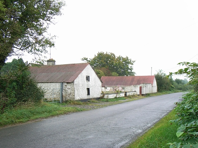 Farm Buildings & Cottage at Durhamstown, Co. Meath