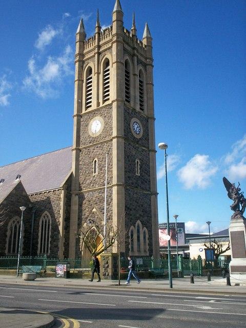 St. Mark's Church, Portadown.