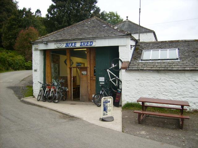 Bike Shed & Cafe