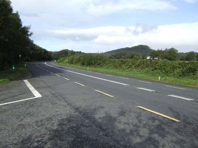 N25 near Ballynabola, Co. Wexford