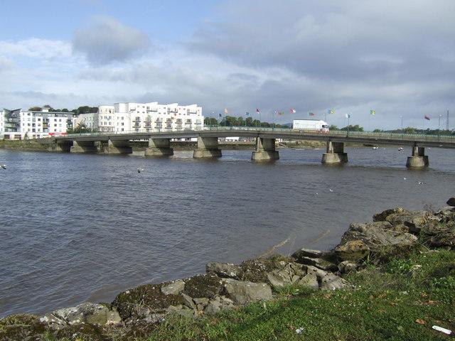The Barrow Bridge, New Ross