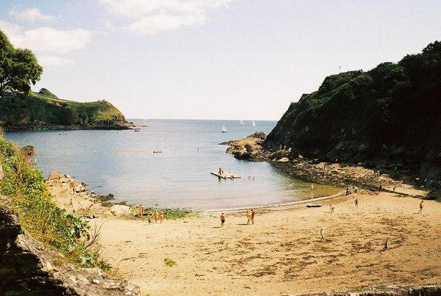 Fowey: Readymoney Bay