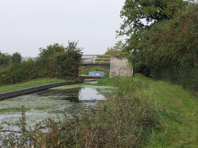 Montgomery Canal bridge No. 99
