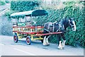 SX2051 : Polperro: the Horse Bus by Chris Downer