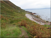 NR9552 : Arran Coast Path by Chris Wimbush