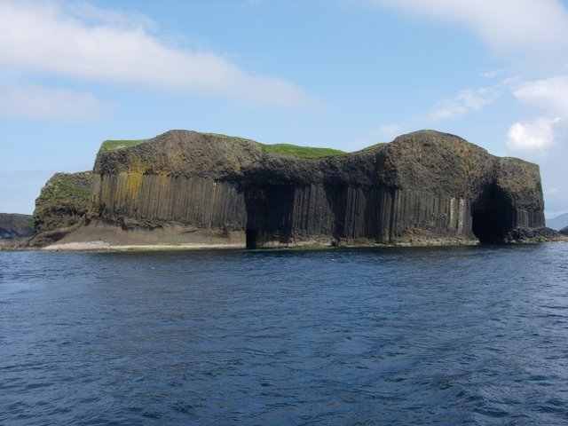 Staffa from the south