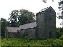 SN2039 : Church of St. Michael by Roger W Haworth