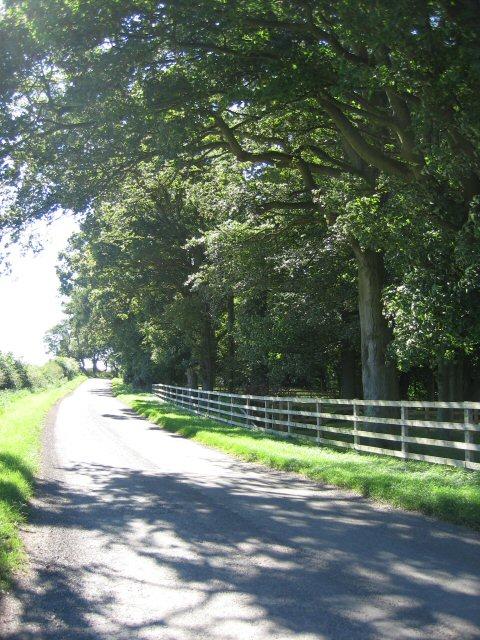 Outside Sturton Grange
