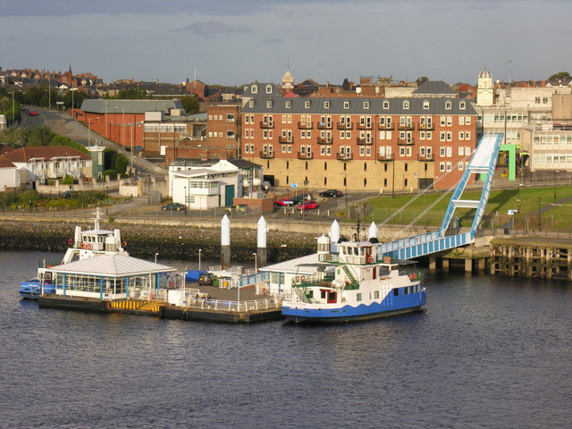 Ferry Landing, South Shields