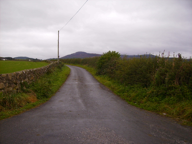 Unclassified road to Culnaightrie and Auchenleck