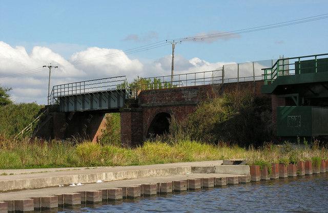 Railway Bridge northern arches