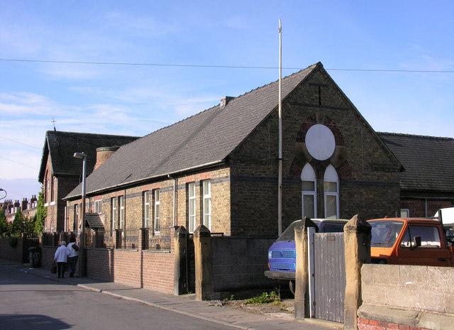 Former RC school, Old Goole