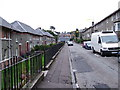 NS3473 : Brightside Avenue by Thomas Nugent
