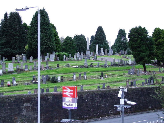 Port Glasgow cemetery
