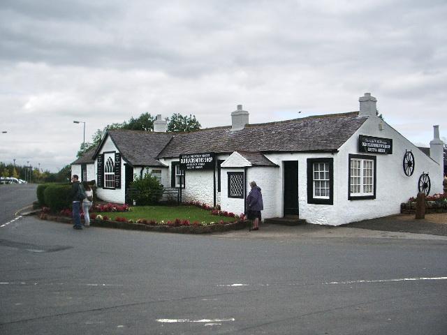 Old Blacksmith's Shop, Gretna Green