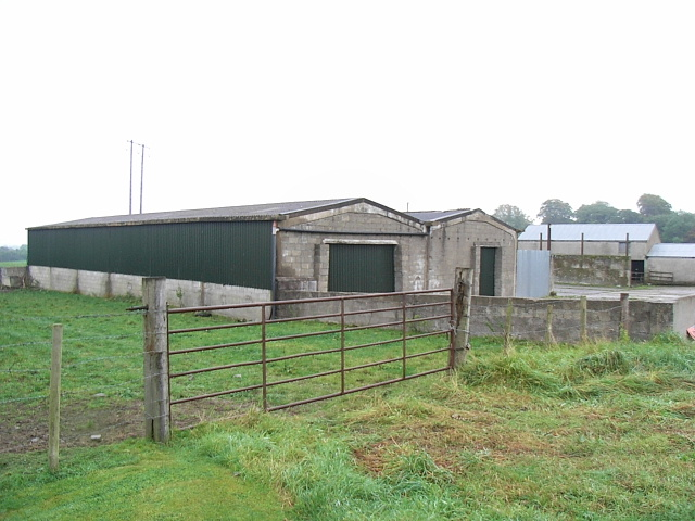 Farm Buildings on the White Quarry Road, Ardbraccan