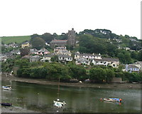 SX5547 : Noss Mayo - St Peter's Church by Chris Talbot