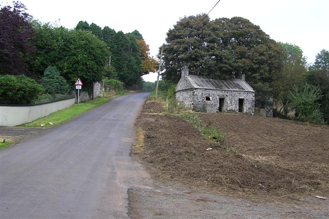 Road at Brackagh