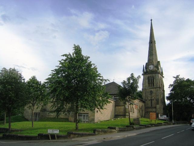 St Peters Parish Church, Bramley