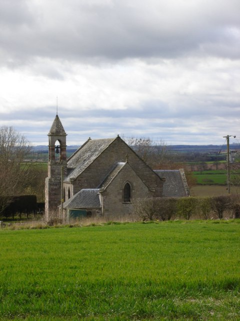 Whitsome Church, Whitsome
