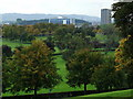 NS5463 : Bellahouston Park by Thomas Nugent