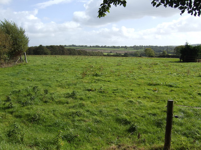 Pasture land at Gneeves