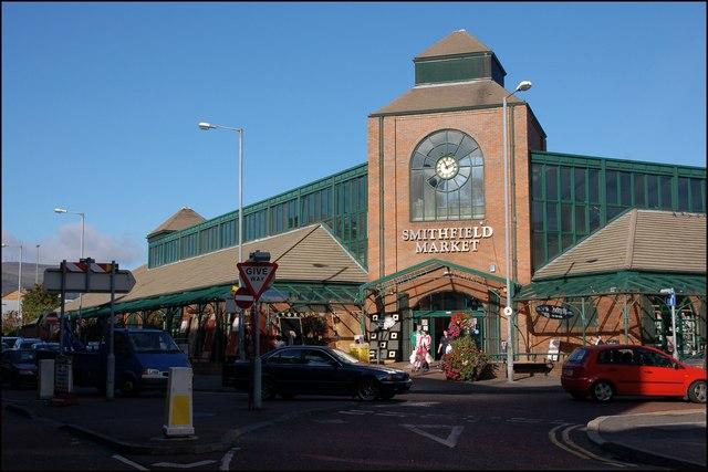 Smithfield Market, Belfast (1)