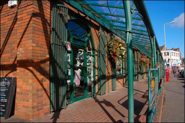 Smithfield Market, Belfast (2)