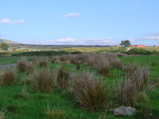 Middle and Easter Bracklinn from access road