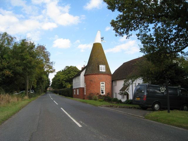 The Oast House, Smarden Road, Pluckley, Kent