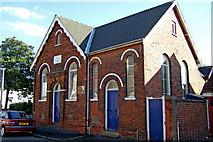 SE8912 : Diana Street Chapel, Scunthorpe by David Wright