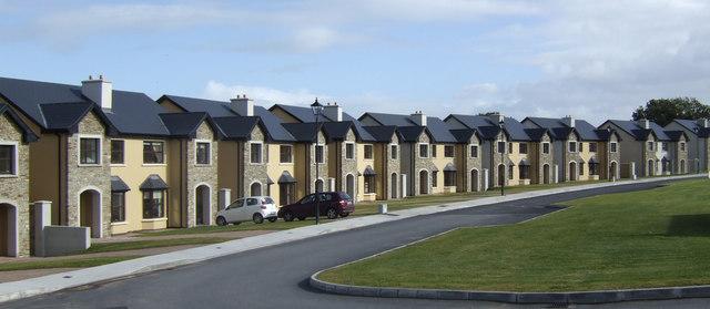 New Housing At Grenagh  Co  Cork  U00a9 Jonathan Billinger Cc