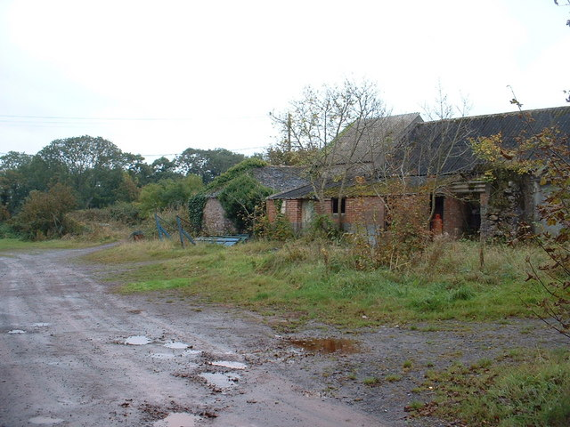Farm buildings at Stephen's Green