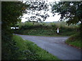 SN0208 : Knowle Cross Roads by David Medcalf